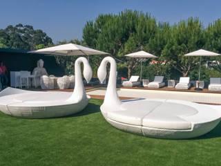 Modern pool by GRAÇA Decoração de Interiores Modern