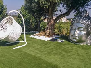 Jardins modernos por GRAÇA Decoração de Interiores Moderno