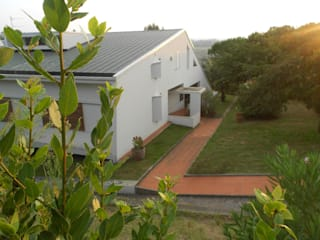 Casas de estilo  por Studio Giobbi Architetto, Moderno