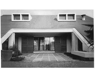 casa TONCELLI Studio Giobbi Architetto Case moderne