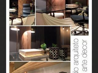 Mostra de Decoração - Village Arte Decor - Piracicaba Locais de eventos modernos por Studio 5205 Arquitetura e Interiores Moderno