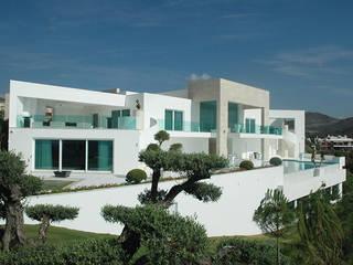 Moderne huizen van MANSION DESIGN Modern