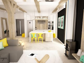 İskandinav Mutfak And Interior Design İskandinav