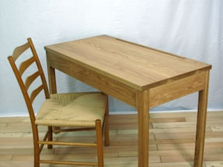 木の家具 quiet furniture of wood Study/officeDesks Kayu