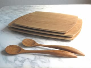 木の家具 quiet furniture of wood CocinasUtensilios de cocina Madera