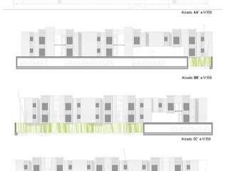 81 viviendas en Colmenar Viejo:  de estilo  de OCHOM2