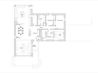 de estilo  por Estudio de Arquitectura 2E+1L, Clásico