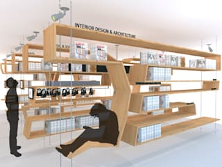 Ruang Multimedia by Studio Ezube