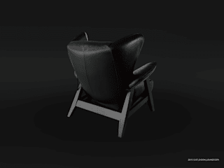 GADOW Lounge Sofa: 西村章デザイン事務所が手掛けたです。,