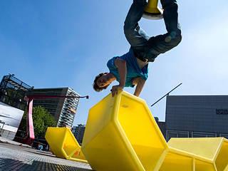 SALZIG Sporthocker - Rotterdam:   von SALZIG Sporthocker