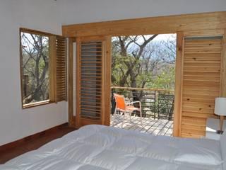 Modern Bedroom by José Vigil Arquitectos Modern