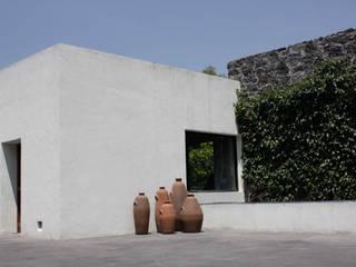 Modern Houses by José Vigil Arquitectos Modern