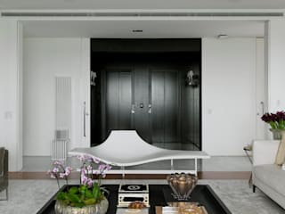 DIEGO REVOLLO ARQUITETURA S/S LTDA. Salones de estilo moderno