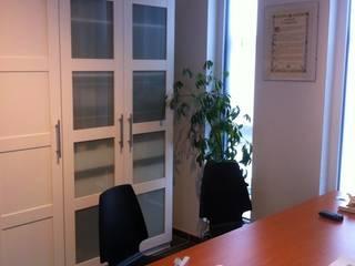 Bureau d'Architectes Desmedt Purnelle Modern study/office