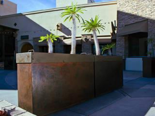 von Oscar Leon/ Arte Renovable & Muebles Rustikal