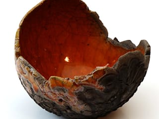 Nathalie Landot ArtworkOther artistic objects gốm sứ Orange