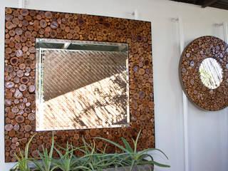 di Oscar Leon/ Arte Renovable & Muebles Rustico