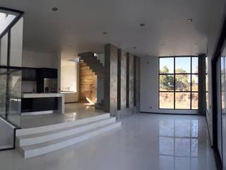 Couloir et hall d'entrée de style  par Arki3d,