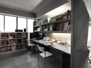 Oficinas de estilo  por KD Panels,