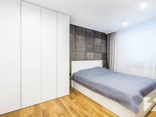 Nowoczesne meble na wymiar do mieszkania od 3TOP Nowoczesny