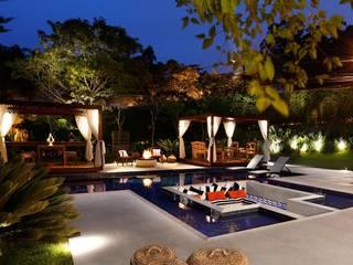 RUTE STEDILE INTERIORES Garden Pool