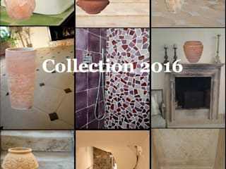 Presenting our Collection 2016:  Hotels door Terrecotte Europe, Mediterraan