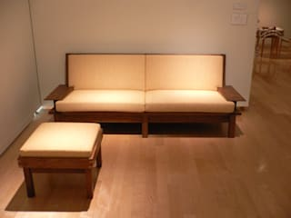 flat-sofa: Loop order furnitureが手掛けたです。