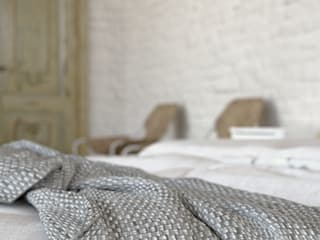 Industrial style bedroom by Antony Simões Studio Industrial