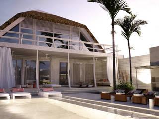 Rustic style house by Antony Simões Studio Rustic