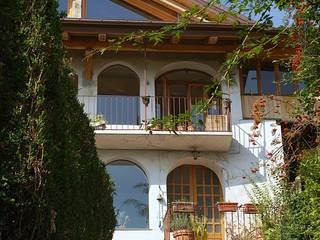 Progetto Casas de estilo rural de architetto Davide Fornero Rural