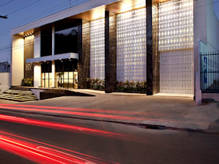 Modern office buildings by Mobile Arquitetura Modern