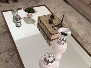 Beatrice Oliveira - Tricelle Home, Decor e Design Moderne Wohnzimmer