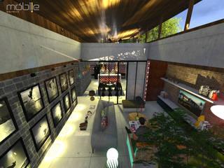 RESIDENCIA 06 - DISTRITO FEDERAL:   por Mobile Arquitetura