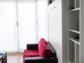MinBai DormitoriosCamas y cabeceros Madera