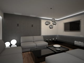 new house - experimental render od Zeler Design