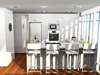 Modern kitchen by ARCE FLORIDA Modern