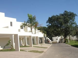Moderne Häuser von José Vigil Arquitectos Modern