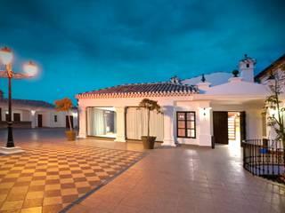 Cortijo de la Fuente Salones de eventos de estilo rural de Domingo y Luque Arquitectura Rural