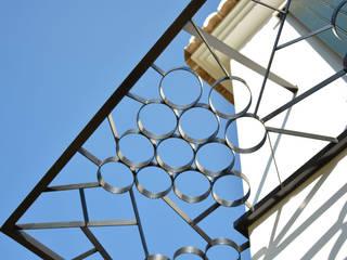 Casa Hazewinkel Casas de estilo mediterráneo de Domingo y Luque Arquitectura Mediterráneo