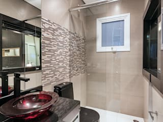 Bathroom by Branca Vieira Arquitetura e Design, Modern