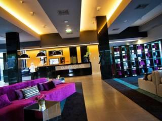 Hotel Enotel Quinta do Sol Hotéis modernos por Espaço FA – Arquitetura, Interiores e Decoração Moderno