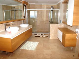 VILLA SELIN Modern Banyo SAYTAS SABUNCUOGLU YAPI VE TIC.LTD.STI. Modern