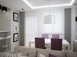 Prostota fioletu : styl , w kategorii  zaprojektowany przez PTW Studio