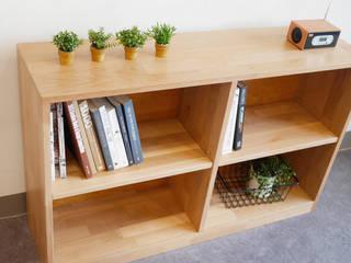 나무모아 Study/officeCupboards & shelving