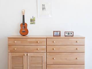 나무모아 Living roomStorage
