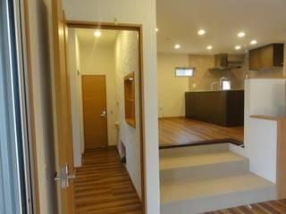 ダイニングキッチン: DIOMANO設計が手掛けたキッチンです。