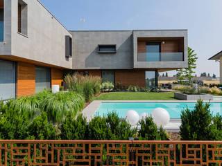 Marlegno Villas Wood