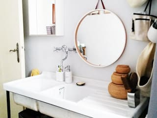 Eclectic style bathrooms by ridù Eclectic