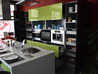 Cocinas modernas de Ansidecor Moderno