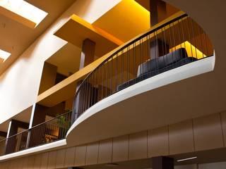 Hotel Four Views Oásis: Hotéis  por Espaço FA – Arquitetura, Interiores e Decoração